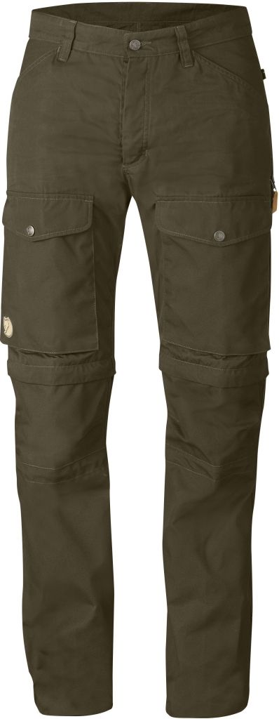 FjallRaven Gaiter Trousers No. 1 Dark Olive-30