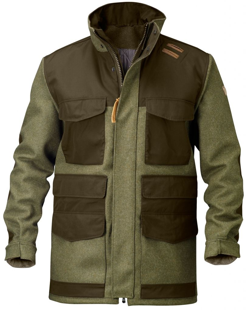 FjallRaven Forest Jacket No.3 Dark Olive-30