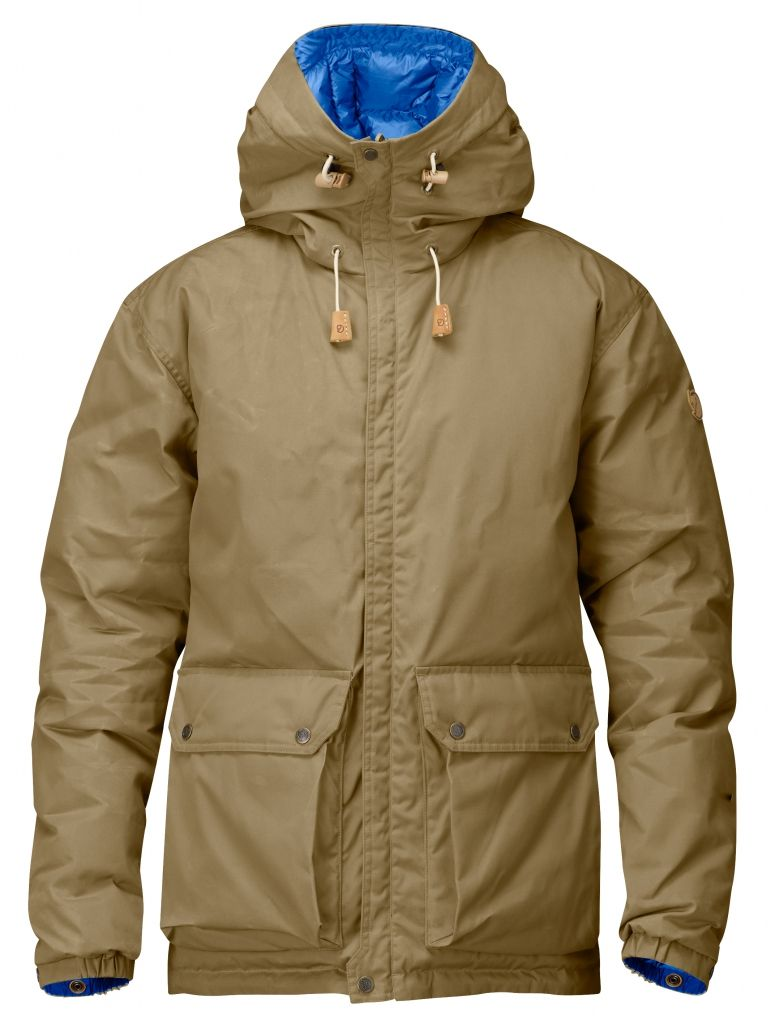 FjallRaven Down Jacket No.16 Sand-30