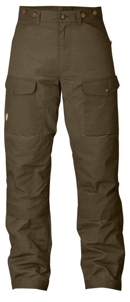 FjallRaven Down Trousers No.1 Dark Olive-30