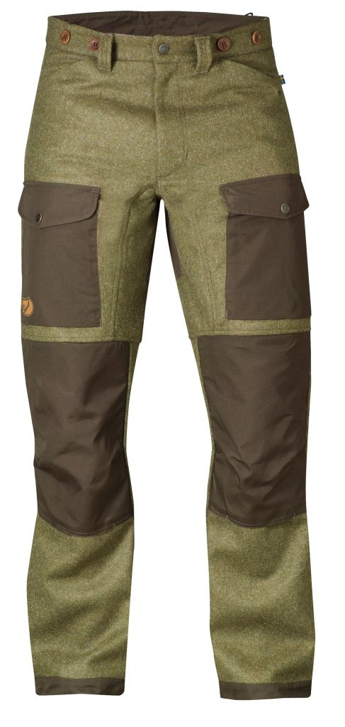 FjallRaven Forest Numbers Trousers Dark Olive-30