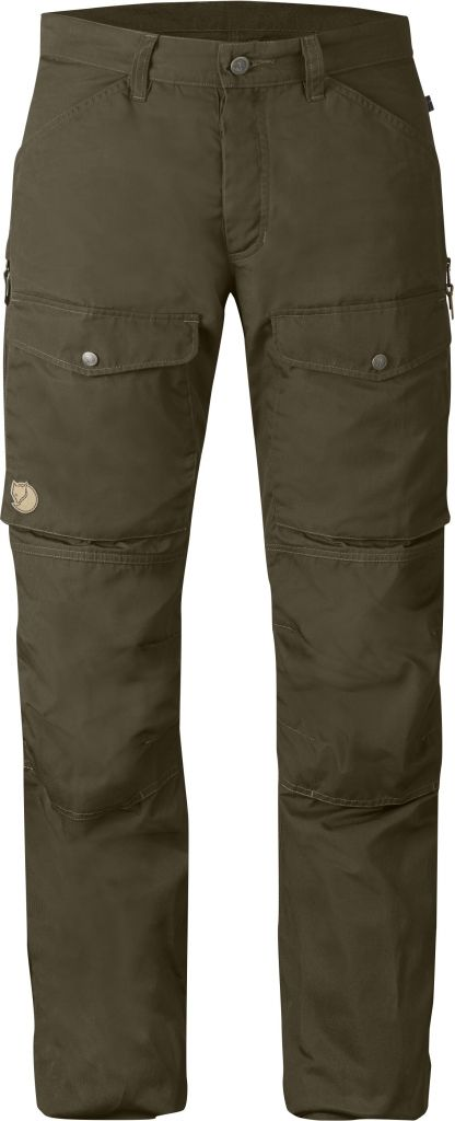 FjallRaven Trousers No. 27 Dark Olive-30