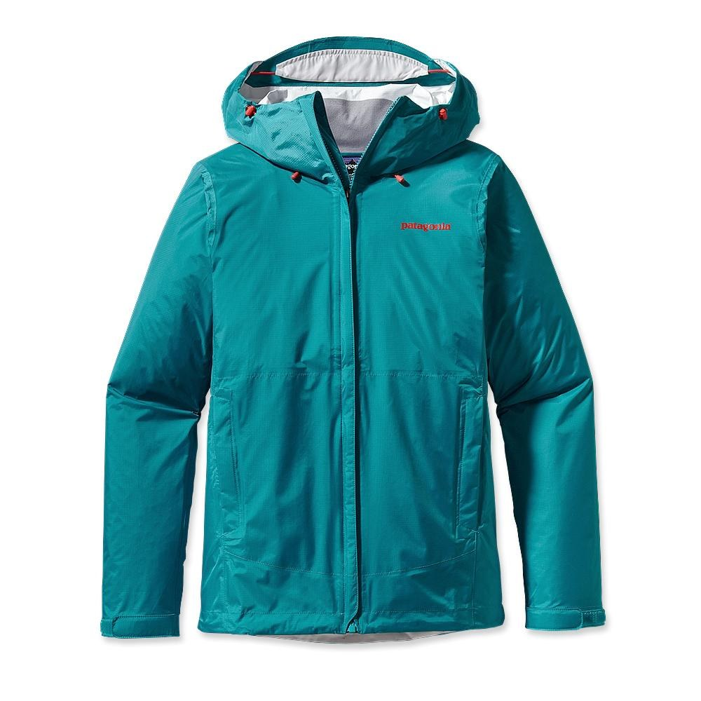 Patagonia Torrentshell Jacket Tobago Blue-30
