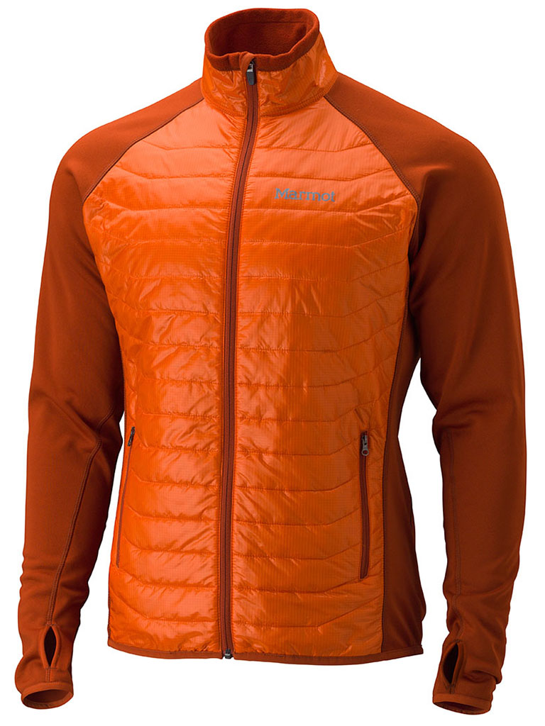 Marmot Variant Jacket Sunset Orange/Dark Rust-30