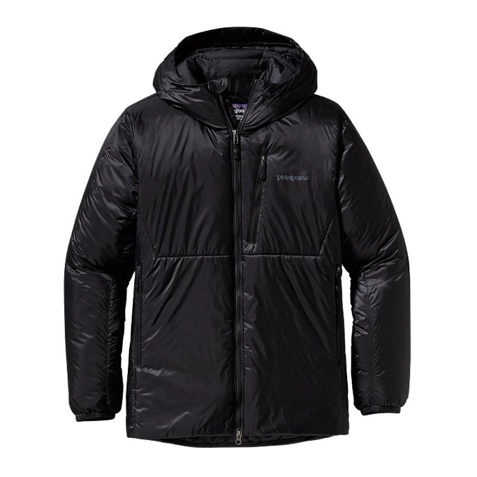 Patagonia - Das Parka Black - Isolation & Winter Jackets -