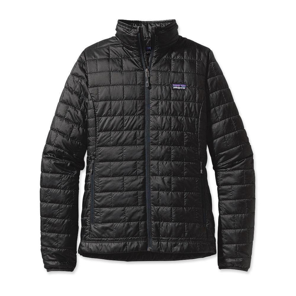 Patagonia Nano Puff Jacket Black-30