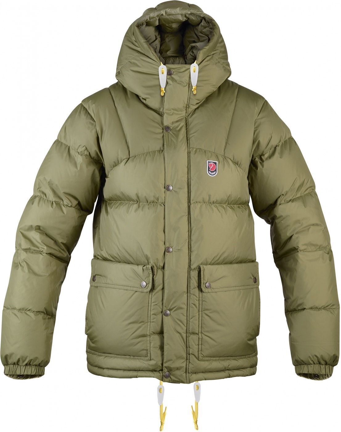 FjallRaven Expedition Down Lite Jacket Green-30