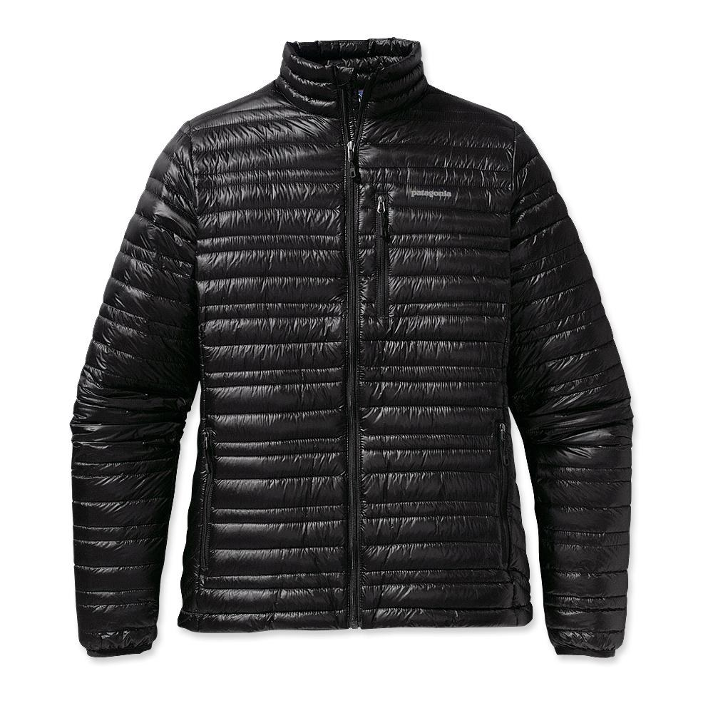Patagonia Ultralight Down Jacket Black-30