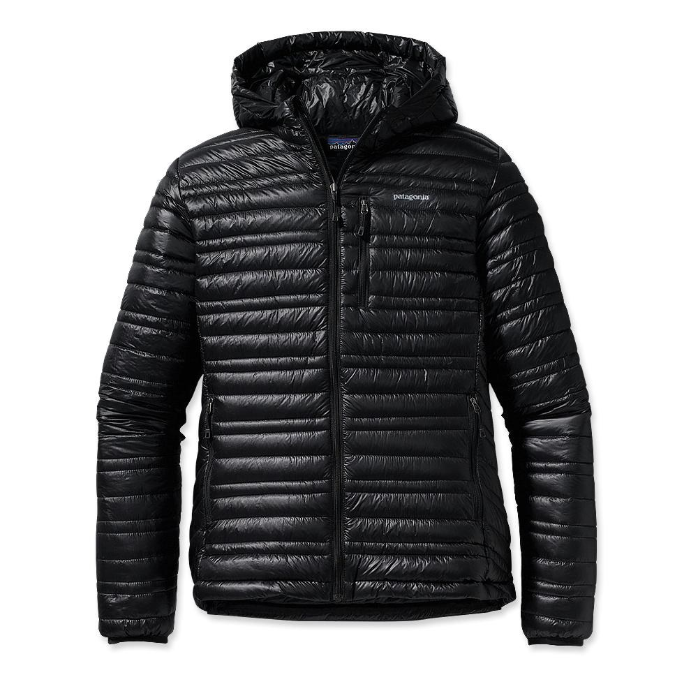 Patagonia Ultralight Down Hoody Black-30