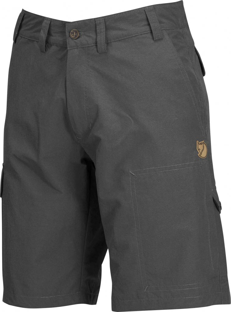 FjallRaven Karl MT Shorts Dark Grey-30