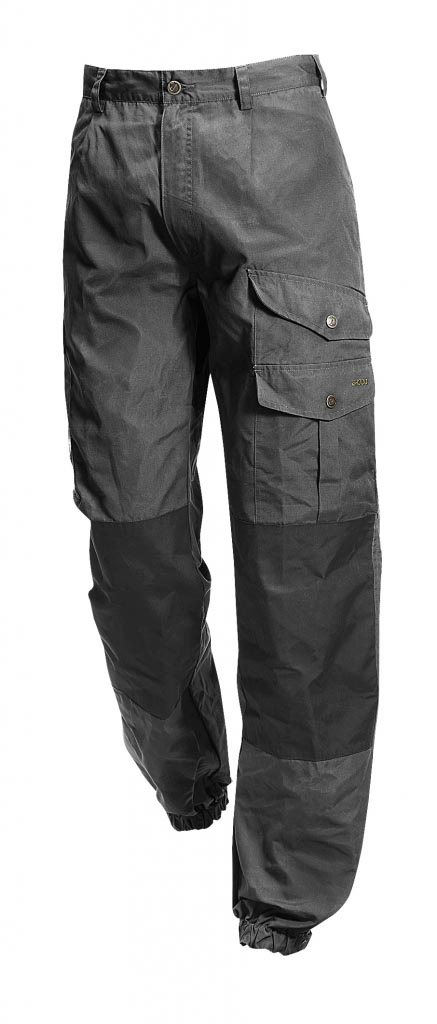 FjallRaven Vidda Trousers Dark Grey-30