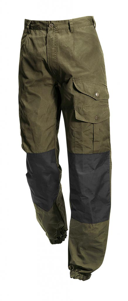 FjallRaven Vidda Trousers Dark Olive-30