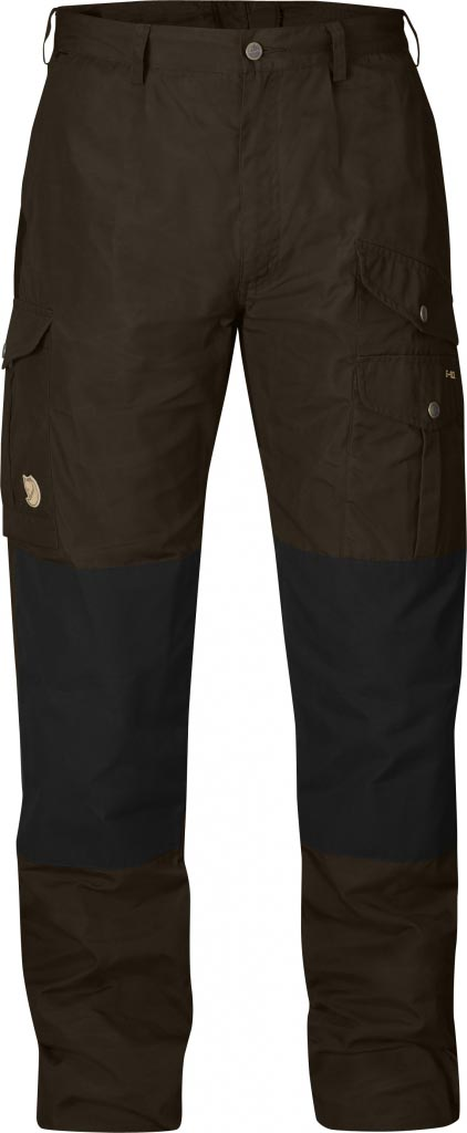 FjallRaven Barents Trousers Brown-30