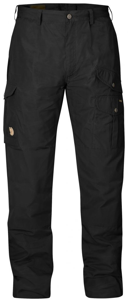 FjallRaven Barents Trousers Black-Black-30