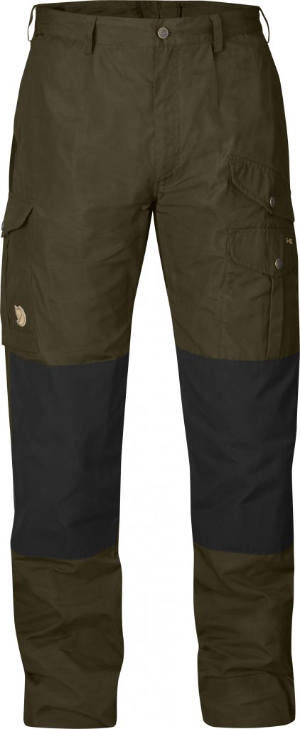 FjallRaven Barents Trousers Dark Olive-30
