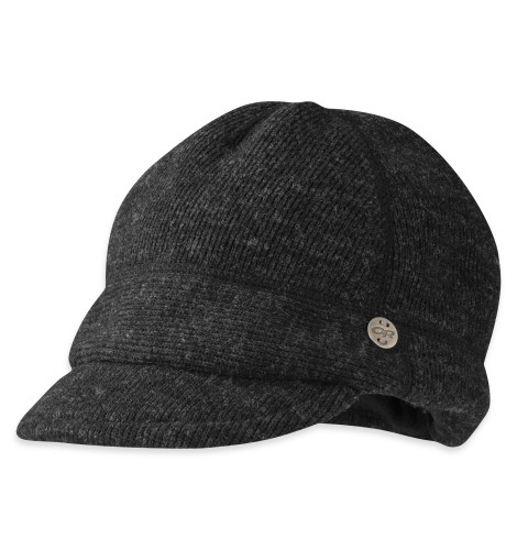Outdoor Research Women´s Flury Cap 001-BLACK-30