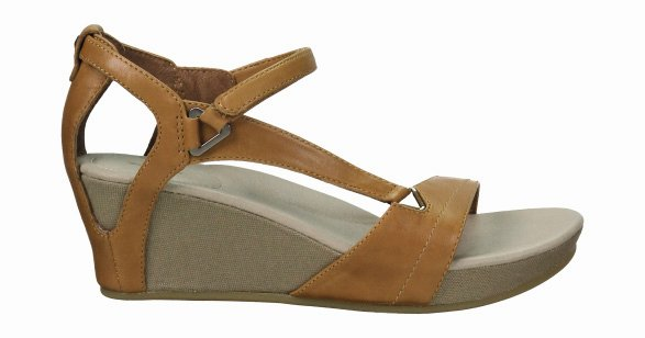 Teva Capri Wedge W's toffee-30