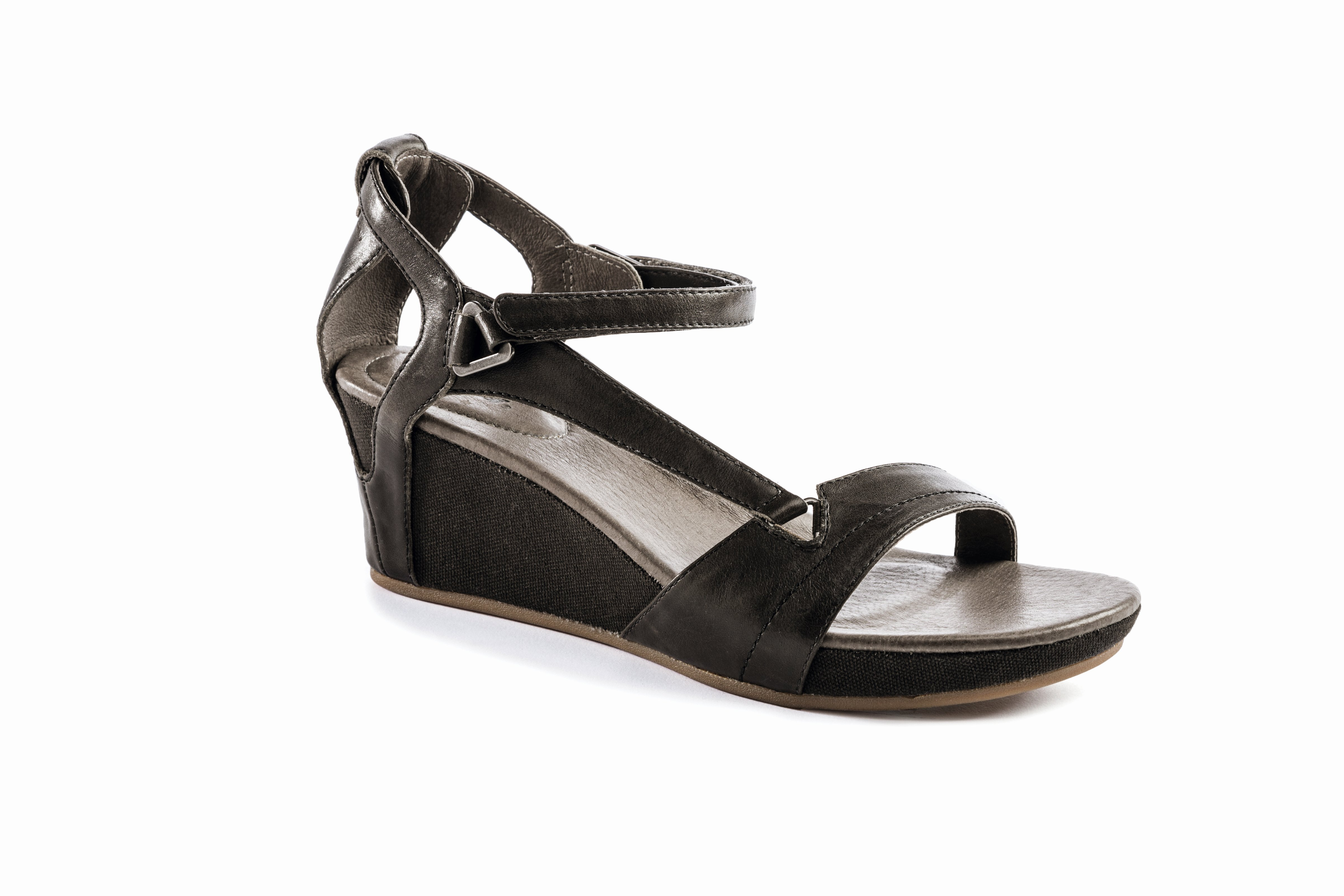 Teva Capri Wedge W's black olive-30