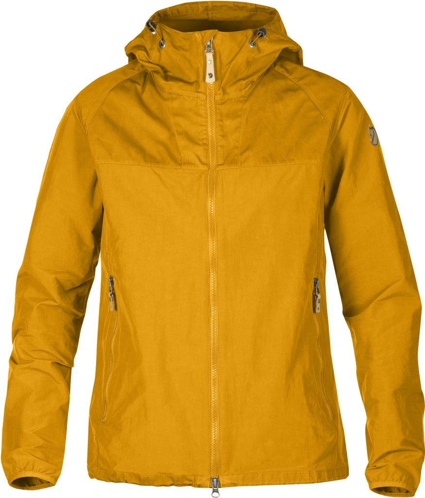 FjallRaven Abisko Hybrid Jacket W. Campfire Yellow-30