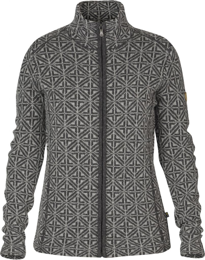 FjallRaven Frost Sweater Dark Grey-30
