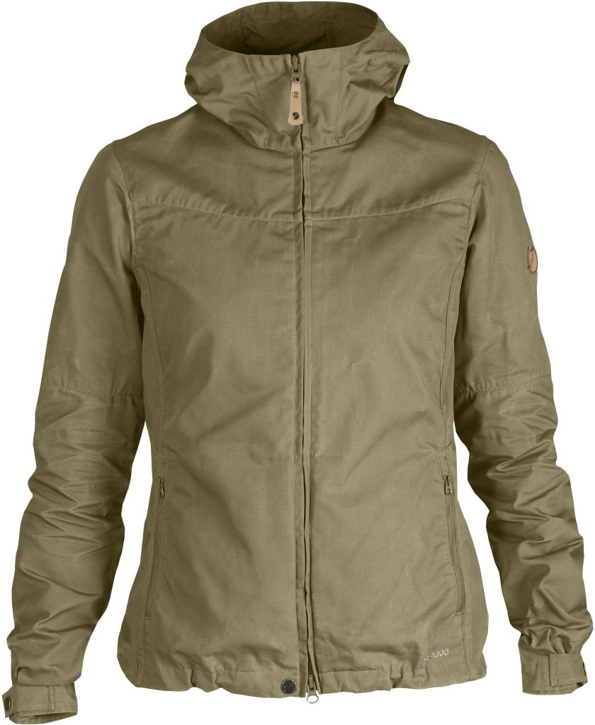 FjallRaven Stina Jacket Cork-30