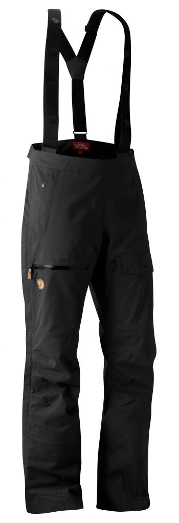 FjallRaven Eco-Tour Trousers W. Black-30