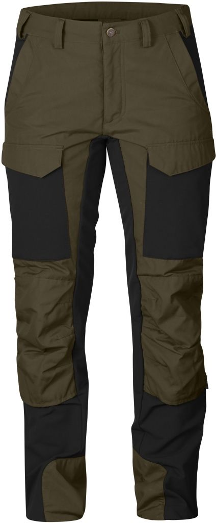 FjallRaven Skare Trousers W. Dark Olive-30