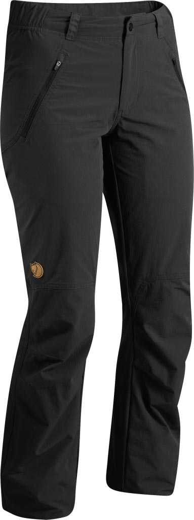 FjallRaven Fors Trousers W. Black-30