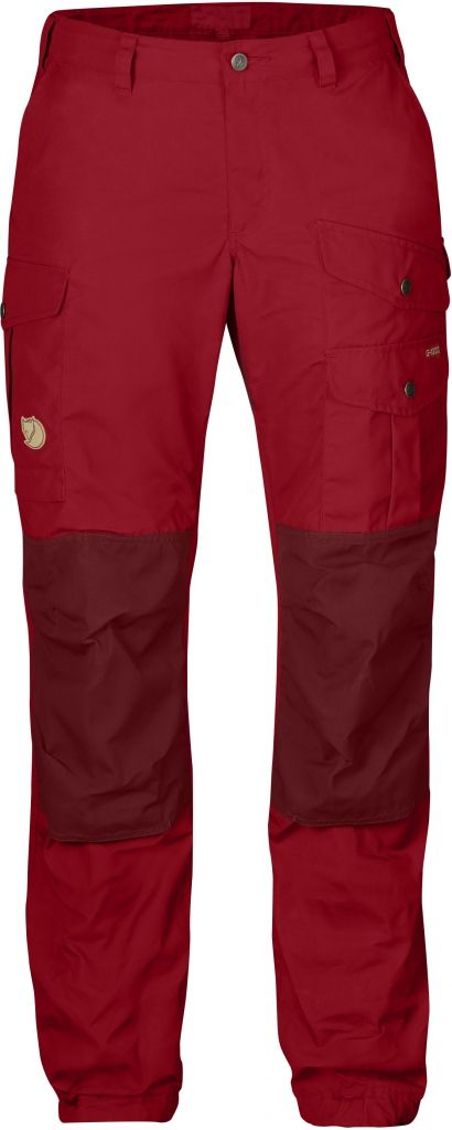 FjallRaven Vidda Pro W. Deep Red/ Ox Red-30