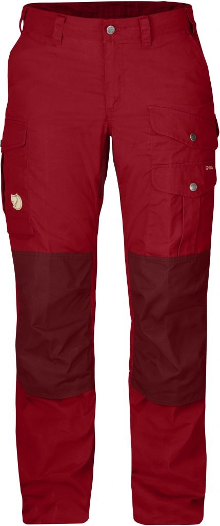 FjallRaven Barents Pro W. Deep Red/ Ox Red-30