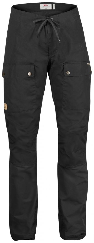 FjallRaven Abisko Active Trousers W. Dark Grey-30