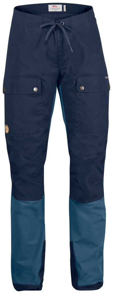 FjallRaven Abisko Active Trousers W. Dark Navy-30