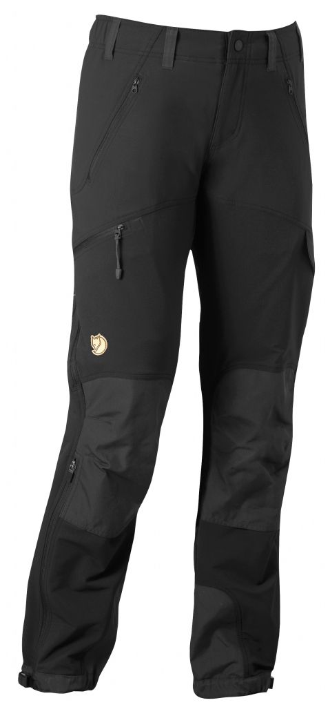 FjallRaven Älv Trousers W. Black-30