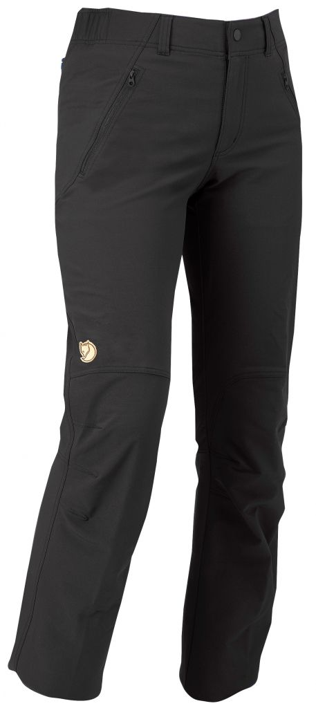 FjallRaven Oulu Trousers W. Black-30