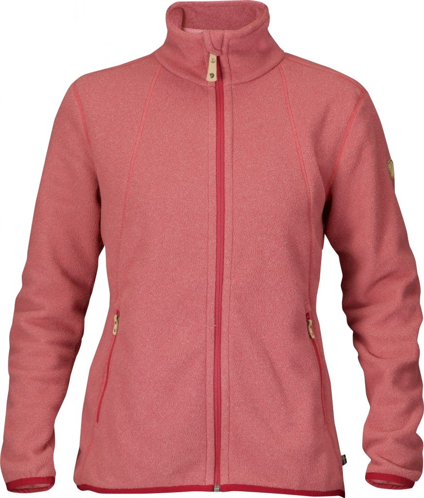 FjallRaven Stina Fleece Red-30