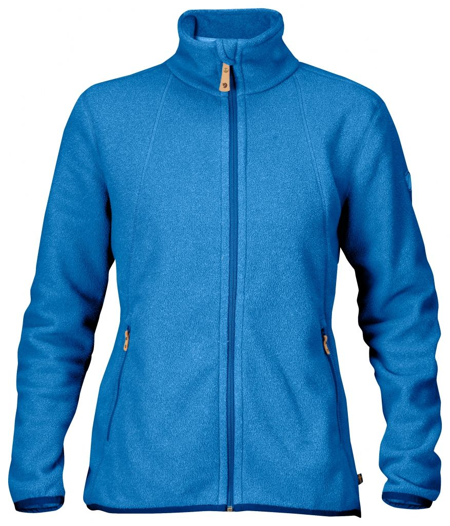 FjallRaven Stina Fleece UN Blue-30