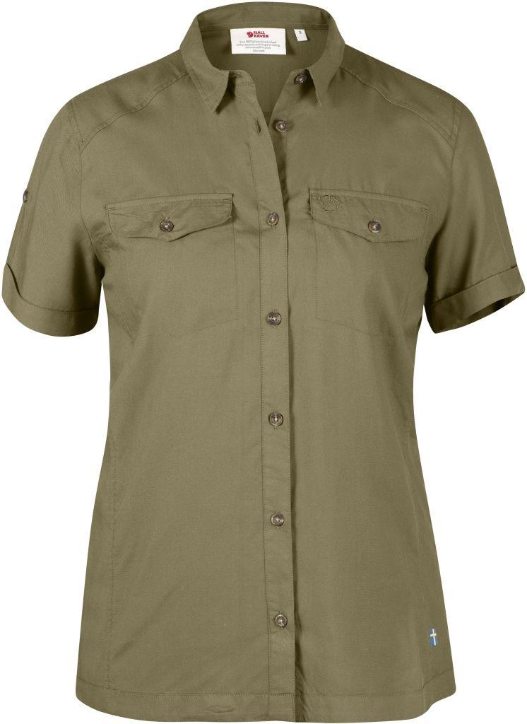 FjallRaven Abisko Vent Shirt SS W. Cork-30