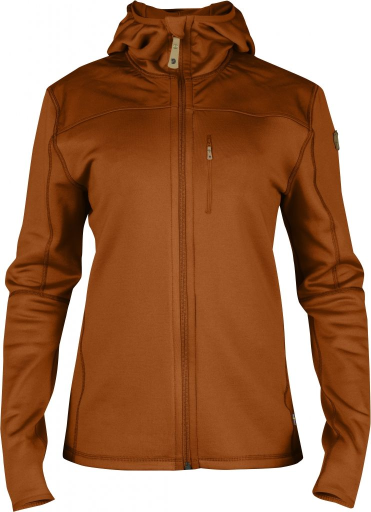 FjallRaven Keb Fleece Jacket W. Autumn Leaf-30