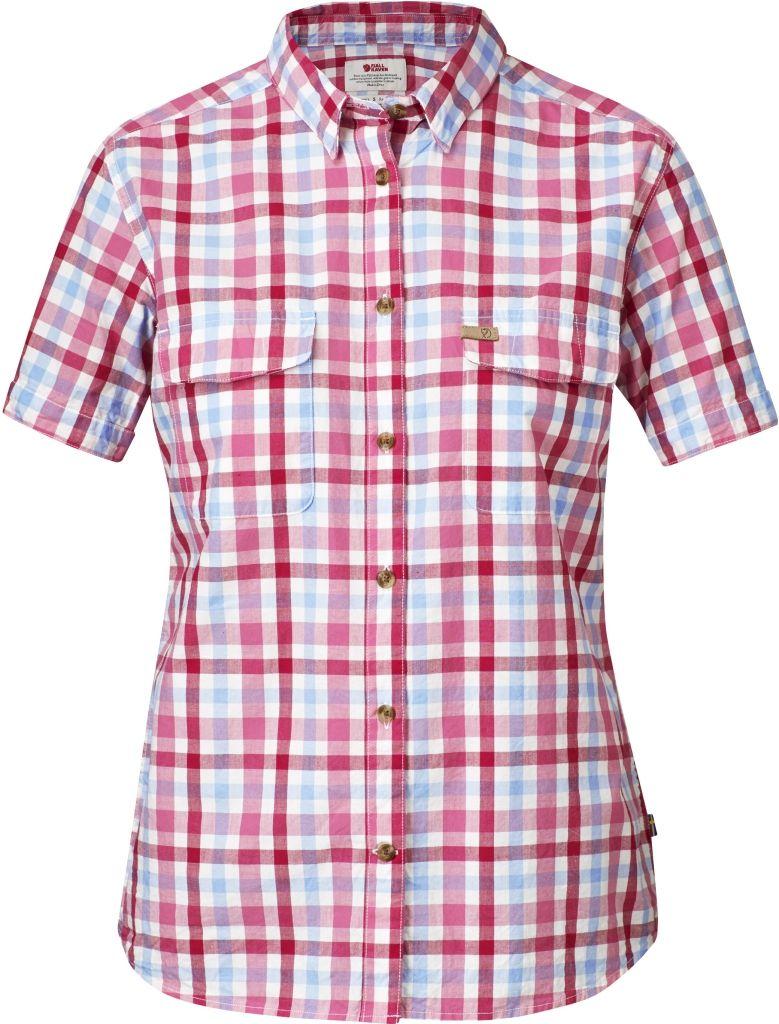 FjallRaven Övik Shirt SS W. Hibiscus-30