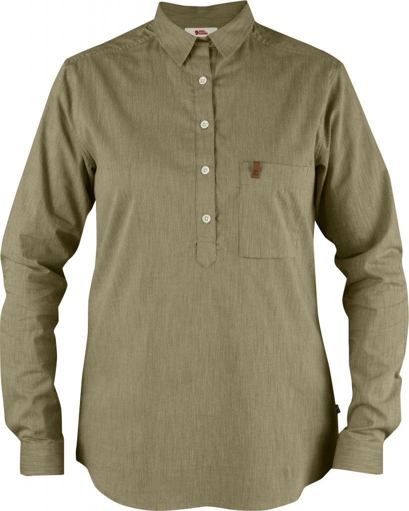 FjallRaven Kiruna Shirt LS W. Cork-30