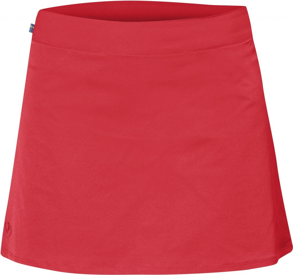 FjallRaven Abisko Trekking Skirt W Red-30