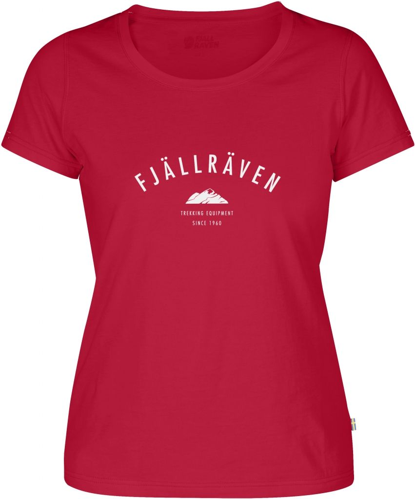 FjallRaven Trekking Equipment T-shirt W Coral-30