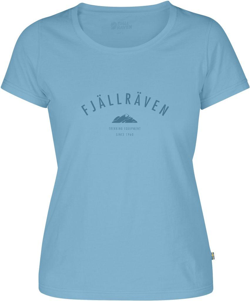 FjallRaven Trekking Equipment T-shirt W Bluebird-30