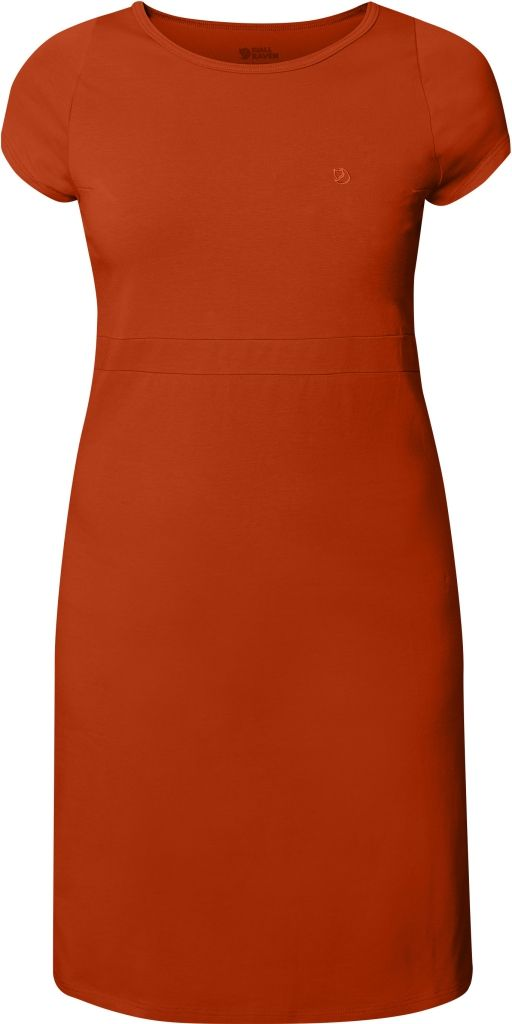 FjallRaven High Coast Dress Flame Orange-30