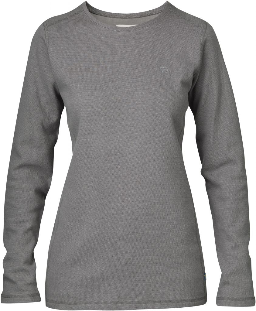 FjallRaven Mid Sweater No. 6 W. Grey-30