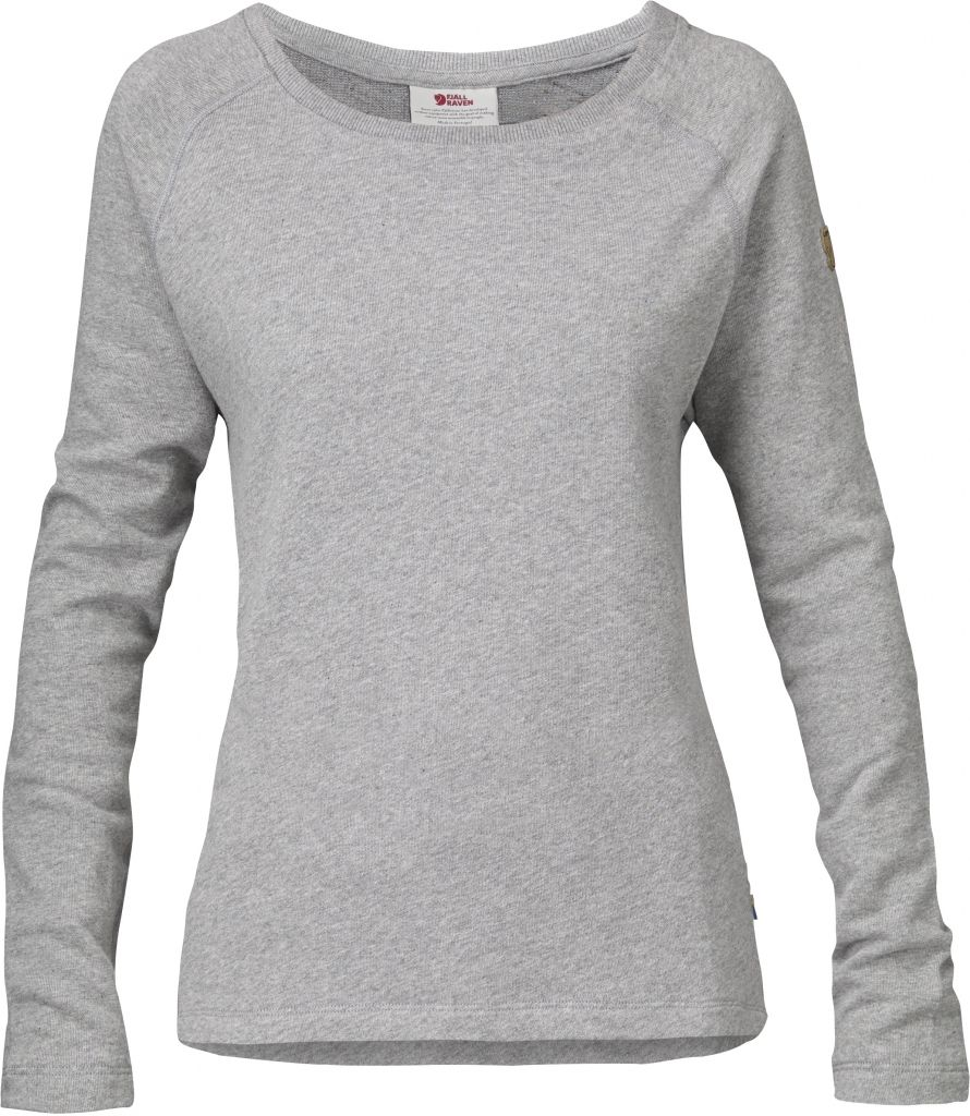 FjallRaven Kiruna Light Sweater W Fog-30