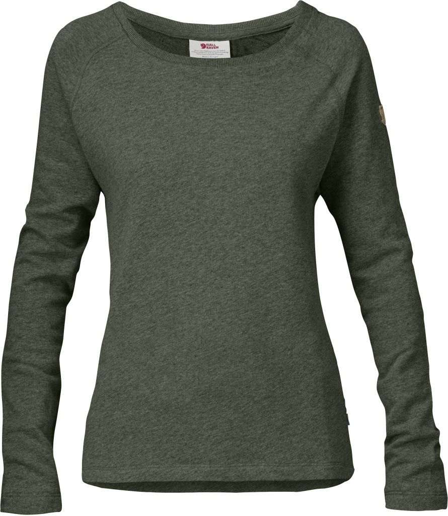 FjallRaven Kiruna Light Sweater W Mountain Grey-30