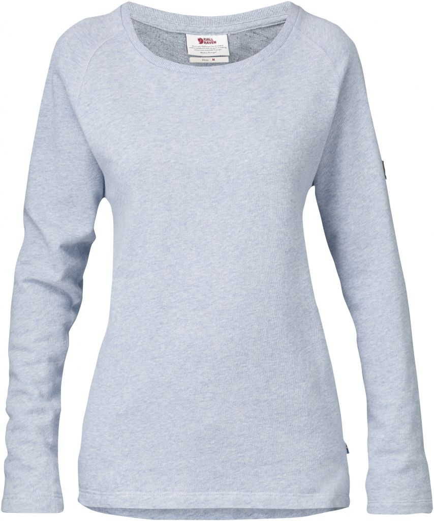 FjallRaven Kiruna Light Sweater W Bluebird-30