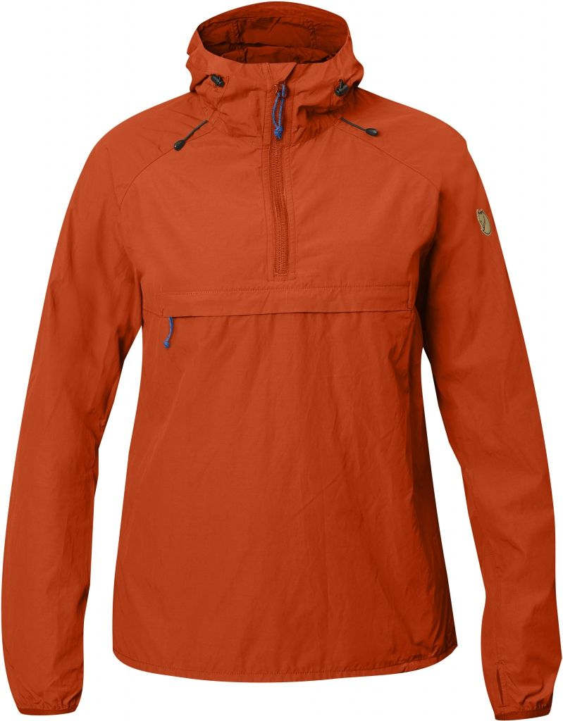 FjallRaven High Coast Wind Anorak W Flame Orange-30