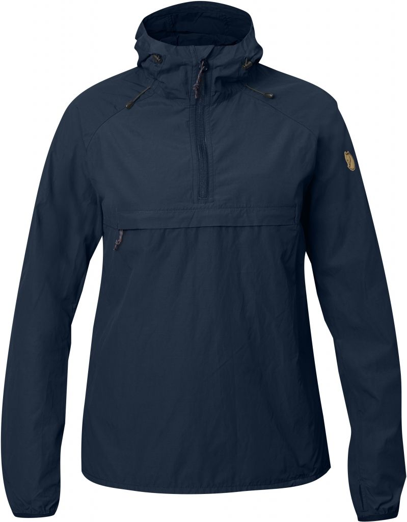 FjallRaven High Coast Wind Anorak W Navy-30